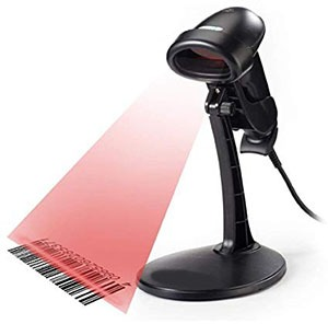 Barcode Scanning System