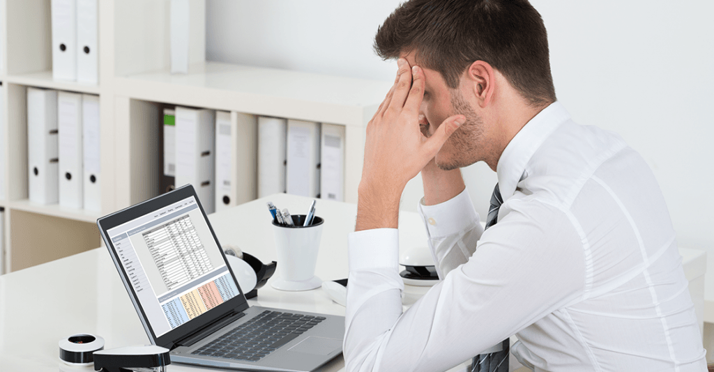 ditch business spreadsheets