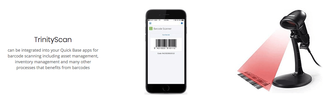 INVENTORY MANAGEMENT WITH BARCODE SCANNING trinity scan