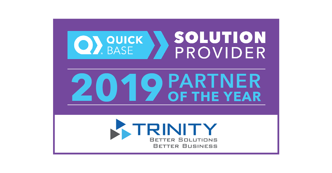 Quick Base Partner of the Year 2019